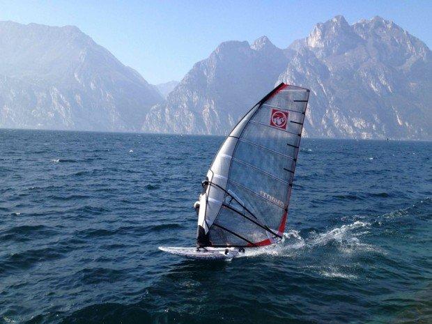 """""""Garda Lake Wind Surfing"""""""