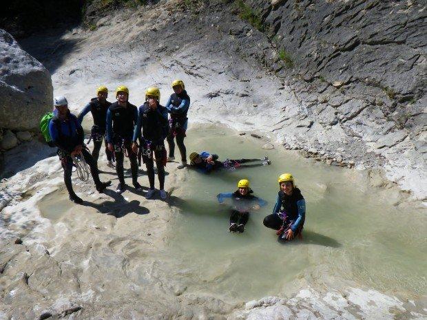 """""""Canyoning Gorges du Verdon"""""""