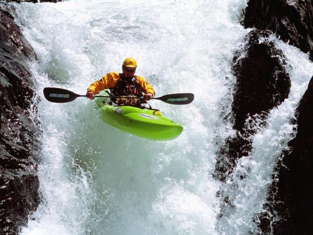 """""""Kayaking Saint Crepin"""""""