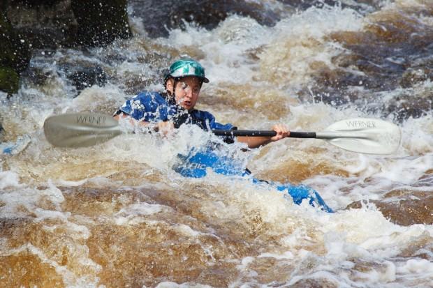 """""""Kayaking Saint Martin du Puy"""""""