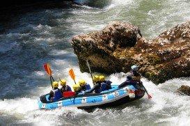 Le Chalaux River, Saint Martin du Puy