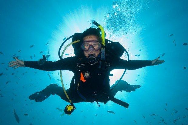 """""""Scuba Diving Marion Bay"""""""