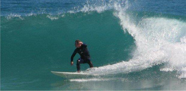 """""""Surfing, Scarborough Beach"""""""