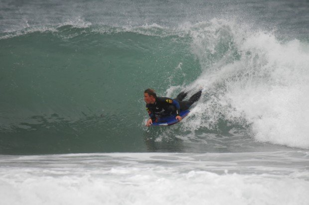 """Sintra, Lisbon bodyboarding"""