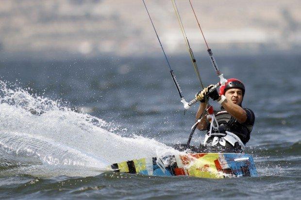 """Sintra, Lisbon Kitesurfing"""