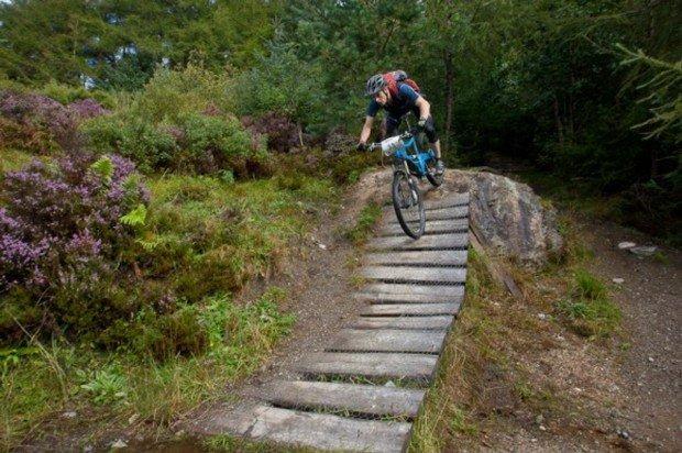"""Ben Nevis Mountain Biker"""
