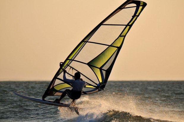 """Costa da Caparica, Almada wind surfing"""