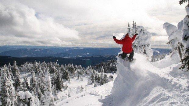 """Extreme Snowboarding"""