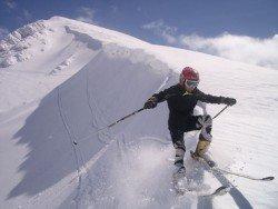 """""""Fterolakka, Parnassos Alpine skiing"""""""