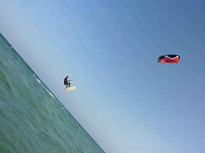 """""""Galu Beach Kitesurfing"""""""