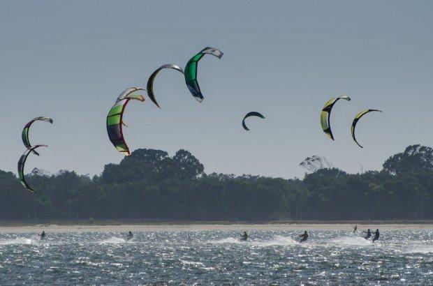 """""""Jardim do Mar, Madeira kitesurfing"""""""
