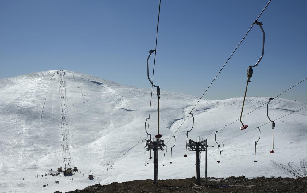 """Kelaria, Parnassos alpine skiing"""