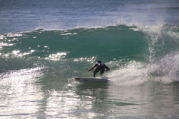 """Lagos, Algarve surfing"""