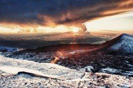 Mauna Kea Volcano, Hilo