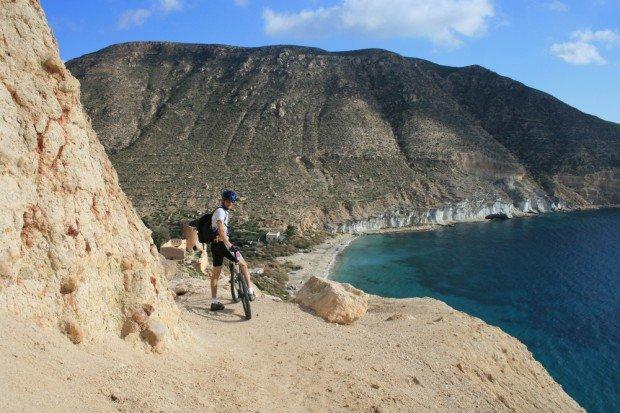"""""""Mountain biking Cabo de Gata, Almeria"""""""