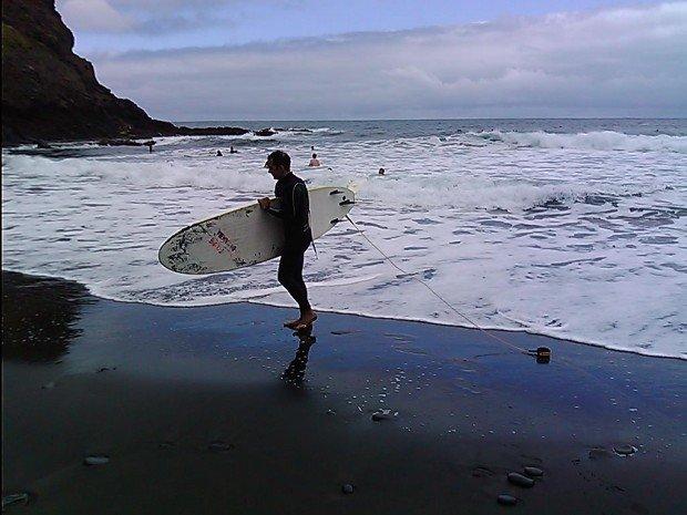 """""""Porto da Cruz, Madeira Surfing"""""""