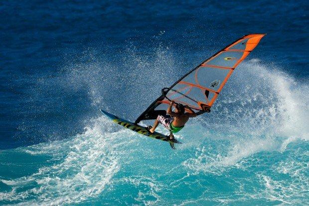 """Porto da Cruz, Madeira wind surfing"""
