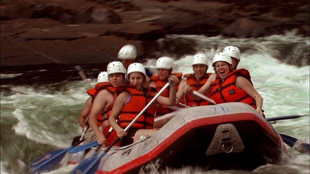 """Rafting Quebec"""