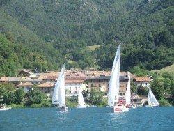 Ledro Lake, Trentino