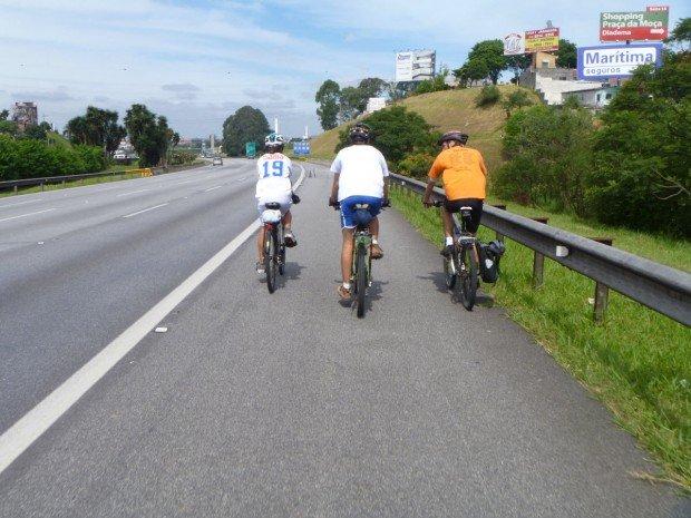"""""""Sao Paolo Cycling"""""""