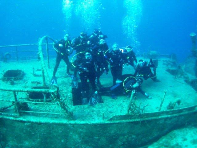 Scuba Diving Conestogo Woolwich Ontario Canada