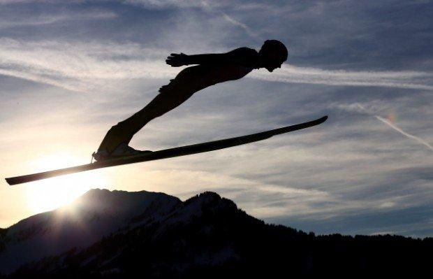 """""""Ski jumping"""""""