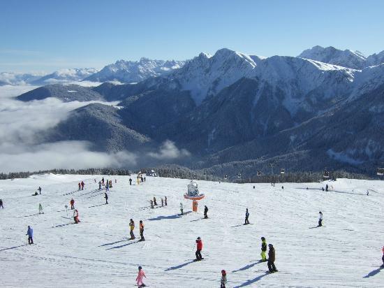 """Skiing in Kronplatz Alto Adige - Trentino"""