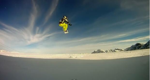 """""""Snowboarding in Kronplatz"""""""
