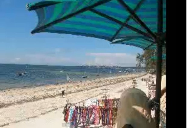 """Bamburi Beach, Mombasa Kneeboarding"""