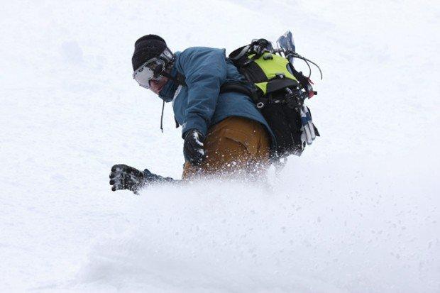 """""""Anthony Lakes, Snowboarding"""""""