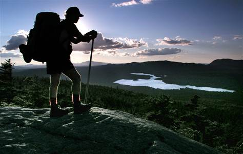 """Extreme Hiking - Hiking"""
