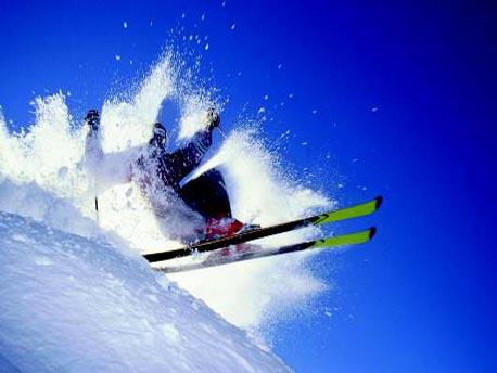 Kaimaktsalan, Pella Alpine skiing