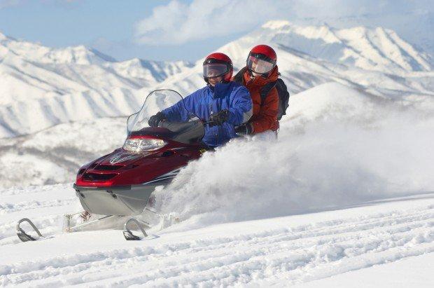 """""""Kaimaktsalan, Pella snowmobiling"""""""