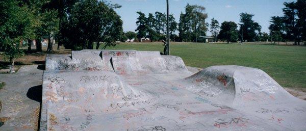 """Linwood Skatepark"""