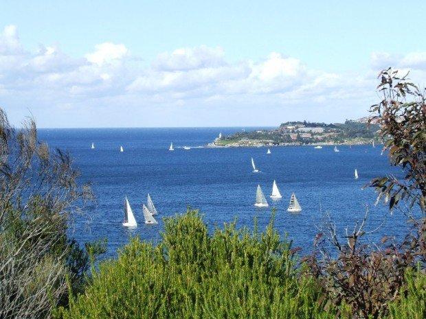 """Sailing Australia"""