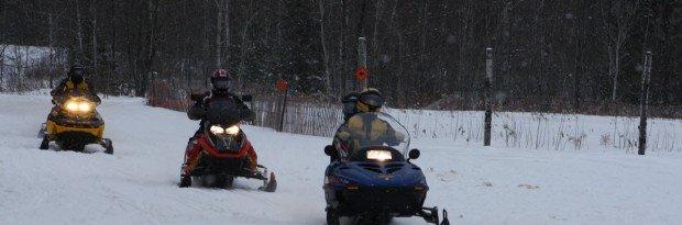 """Northstar Snowmobiling"""