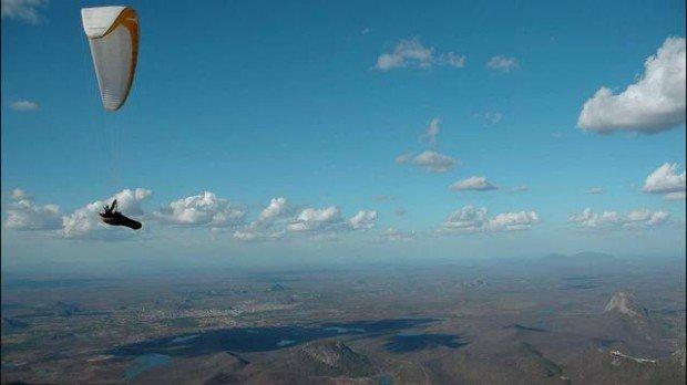 """""""Quixada Brazil Paragliding"""""""