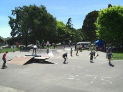 Bishopdale Park, Christchurch