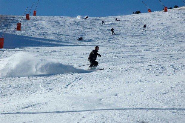 """""""Skiing Molina"""""""