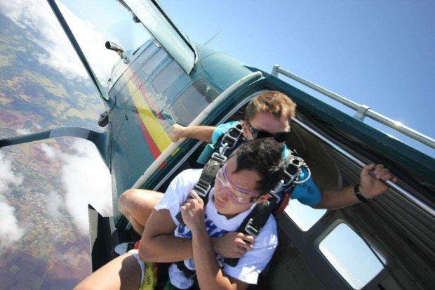 """""""Skydiving Upolu-Airport"""""""