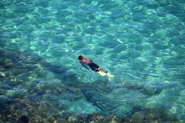 """Snorkelling"""