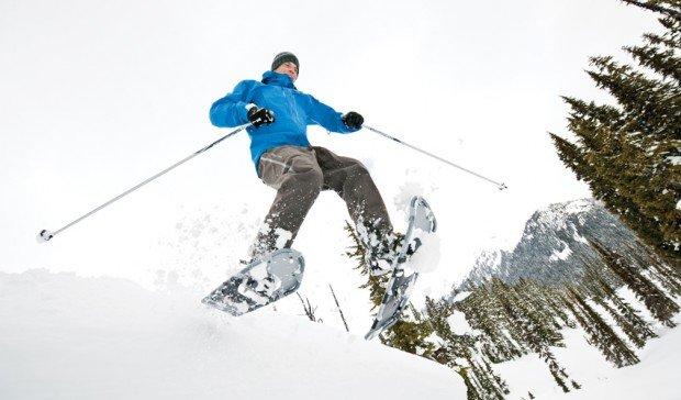 """""""Snowshoeing Quebec"""""""