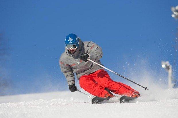 """Canada speed skier"""