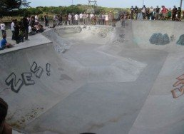 Thomson Skatepark, Christchurch