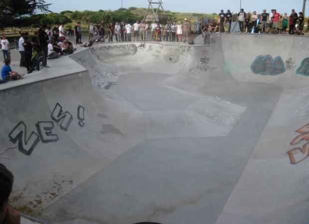 """Thomson Skatepark"""