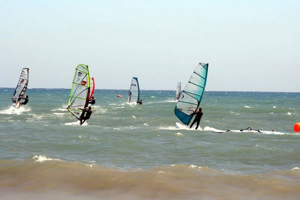 """Windsurfing Spain"""