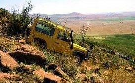 Witsand Nature Reserve, Green Kalahari