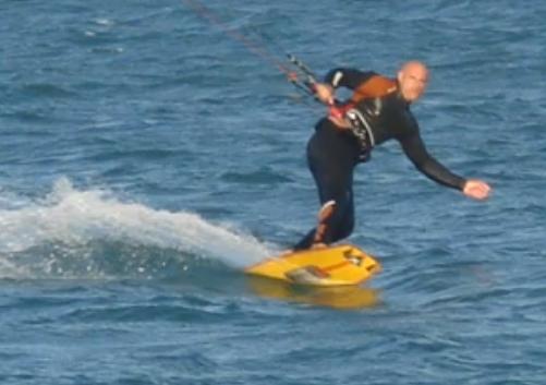 """""""Kitesurfing in Peniche"""""""