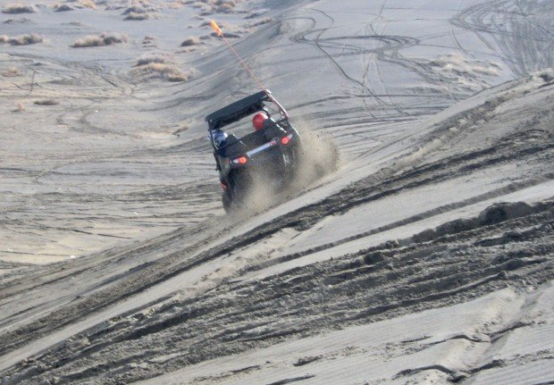 """4WD Moses Lake Sand Dunes"""