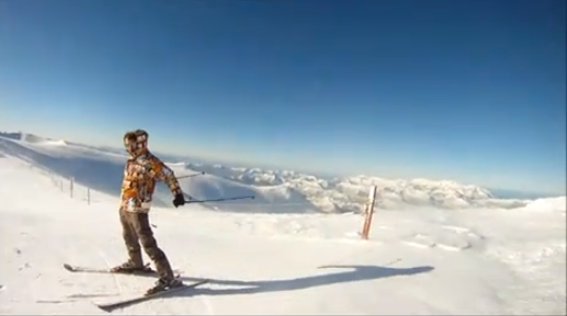 """Chelmos, Achaea Alpine skiing"""